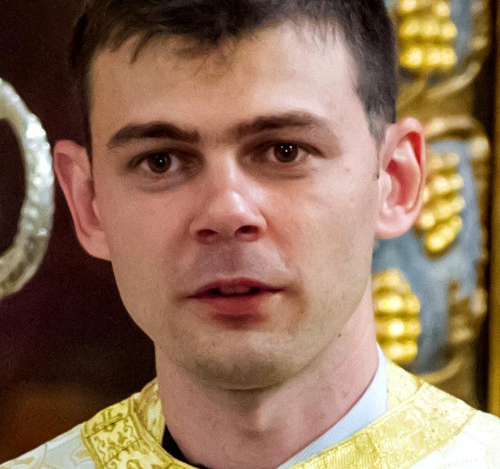 Kovács Csaba atya bemutatkozása