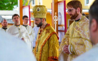 Boksay Pétert pappá szentelték
