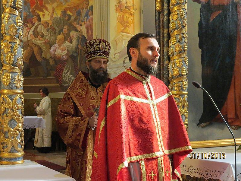Szocska A. Ábel OSBM szerzetes atya a Nyíregyházi Egyházmegye új apostoli adminisztrátora