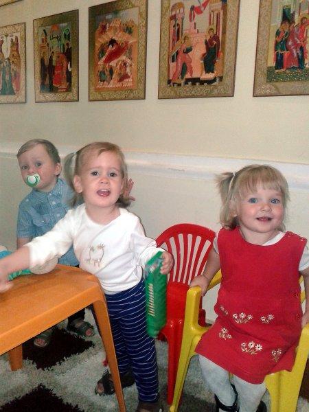 Kápolna a gyerekeknek