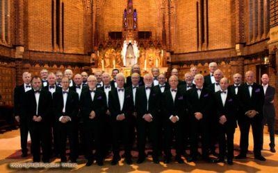 Székesegyházunkban énekel a Hoorn-i Bizánci Férfikar