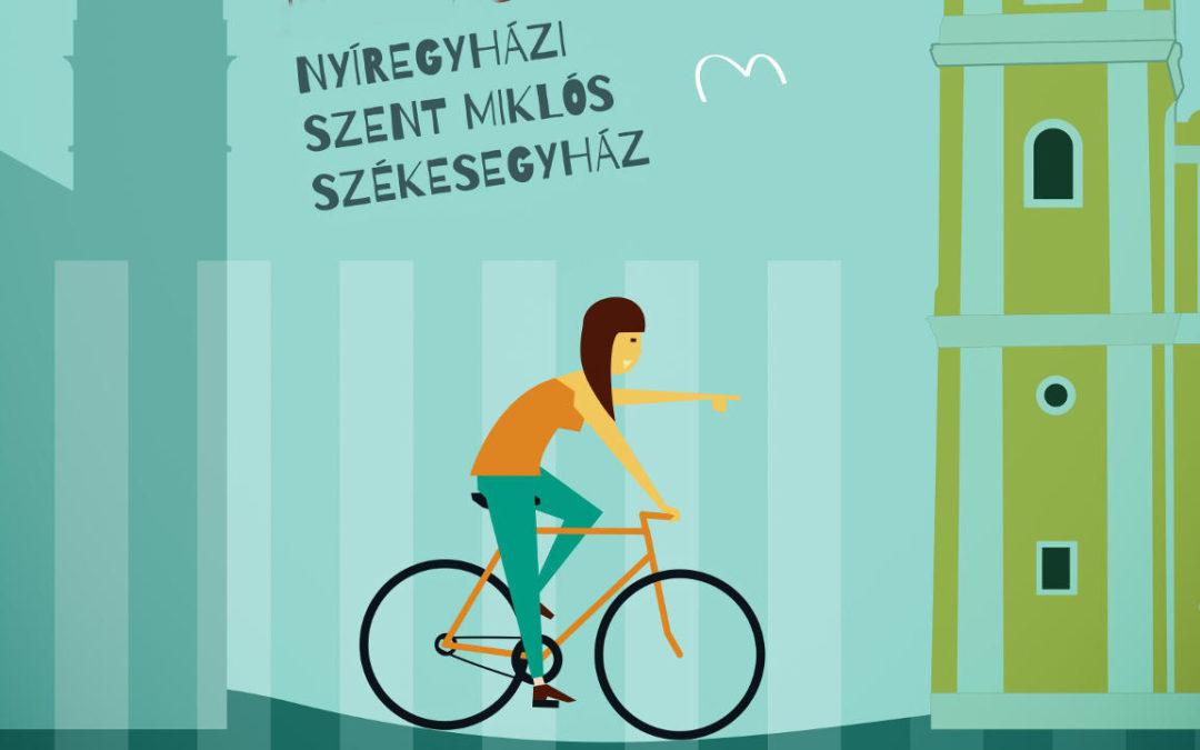 Ifjúsági kerékpáros zarándoklat Máriapócsra