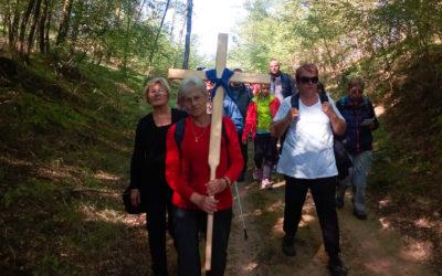 Oltalmad alá futunk – Gyalog érkeztek a nyíregyháziak a máriapócsi Istenszülőhöz