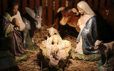 """Megszületett: """"Ott, ahol nem is vártuk, úgy, ahogy nem is gondoltuk."""" – ünnepi Szent Liturgia"""