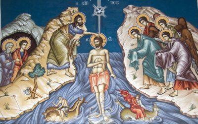 Szertartásaink rendje Vízkereszt ünnepén
