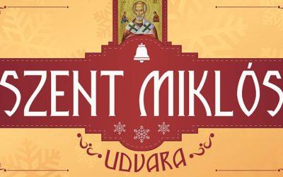 Székesegyházunk búcsúünnepe – Szent Miklós Udvara