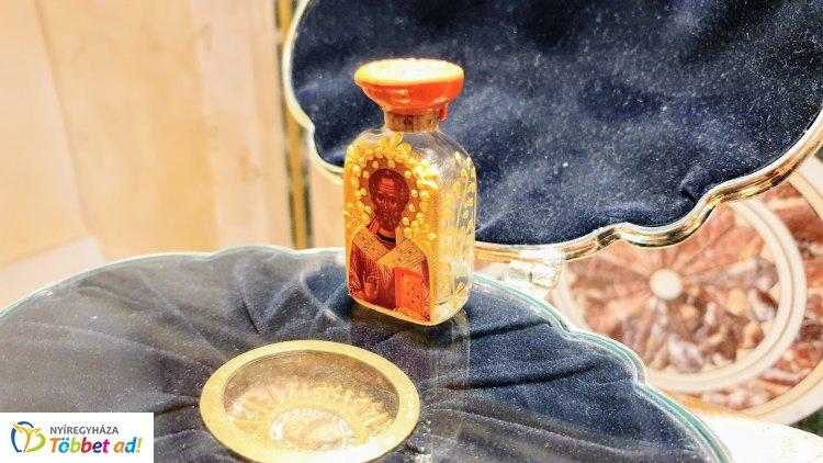 Szent Miklós mannája érkezett Olaszországból Nyíregyházára
