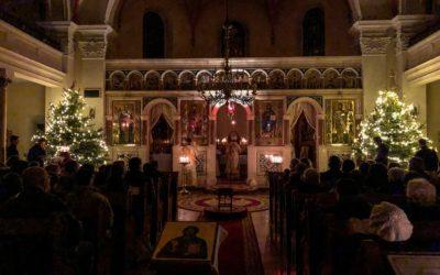 Karácsonyi szertartásrend 2019-ben