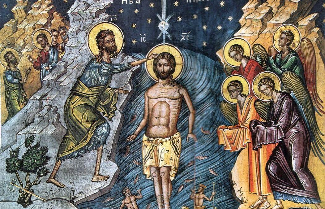 Vízkereszt, Istenjelenés