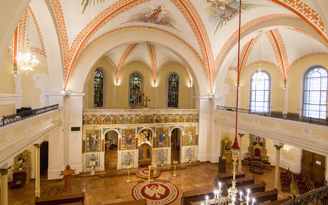 Szent Miklós ünnepe a székesegyházban – kötelező szerénységgel