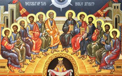 Szertartási rend Pünkösd ünnepén